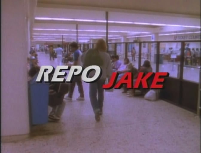 [cinemageddon org] Repo Jake [PM Entertainment] [1990/DVDRIP/XViD] preview 1